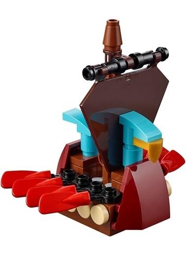 Lego Lego 40323 Şromotional Viking Shiş Renkli